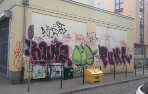 """Najwięcej graffiti w Sopocie zrobił """"Jezus"""""""