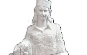 """Kontrowersje wokół pomnika """"Inki"""" na Oruni"""