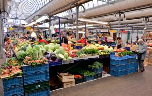 Gdynia: pierwsze święto hal targowych