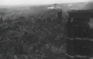 Radziecka kronika pokazuje zdobywanie Gdańska, Sopotu i Gdyni w marcu 1945 roku