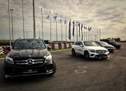 Dealer Mercedesa zaprezentował swoje nowe SUV-y