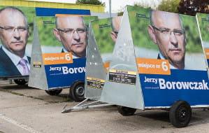Gdańsk już jest zalany plakatami i po pierwszej walce wyborczej
