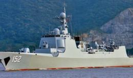 Okręty z Chin przypłyną w środę do Gdyni