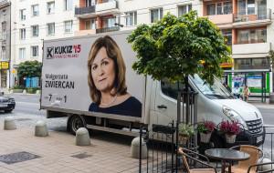 Politycy obchodzą zakaz wywieszania plakatów w Gdyni