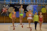 Gimnastyczka z Gdyni trzecia w show telewizyjnym