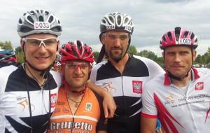 1230 km na rowerze w 63 godziny