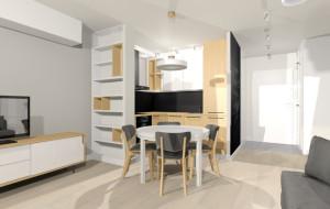 Jak łączyć poszczególne strefy w mieszkaniu?