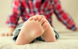 Dokuczliwe bóle wzrostowe u dzieci