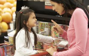 Z dzieckiem na zakupy, czyli horror rodziców z przymrużeniem oka