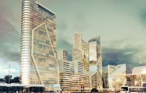 Ile wysokich budynków powstanie na Międzytorzu?