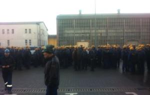 Protest w Vistal Offshore