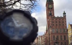 Zegar Ratusza Głównego Miasta już się nie spieszy