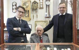 Historie rodzinne: rodzina zegarmistrzów z ul. Długiej