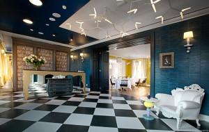 Zaprojektowała jeden z najciekawszych hoteli w Trójmieście