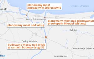 Wyspa Sobieszewska zyska dwa mosty, a nie jeden?