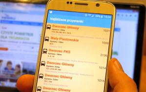 Nowa aplikacja dla spóźnialskich pasażerów