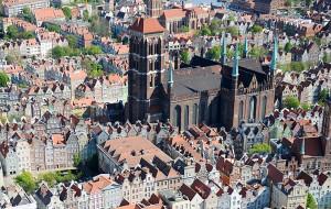 2,5 mln zł na ratunkowy remont dachu Bazyliki Mariackiej