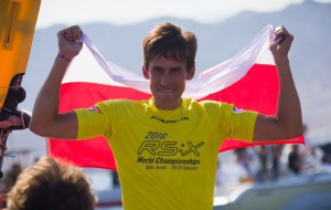 Doskonałe regaty polskiego windsurfingu w Izraelu