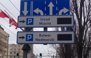Informacja parkingowa pomaga kierowcom, ale nie w Gdyni