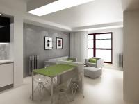 Beton architektoniczny. Na ścianę, podłogę lub jako stołowy blat