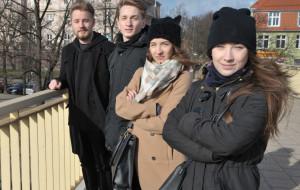 Gdańskie czworaczki mają 18 lat