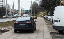 Chodniki przy ul. Morskiej w Gdyni dla...