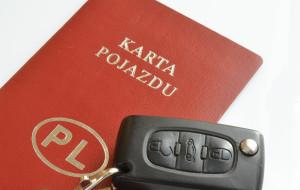 Ostatni dzwonek na odzyskanie 425 zł nadpłaty za kartę pojazdu