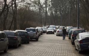 Przy UCK powstanie nowy parking