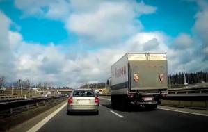 Na lewym pasie trzeba się spieszyć?