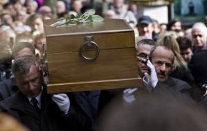 Ks. Kaczkowski pochowany w Sopocie