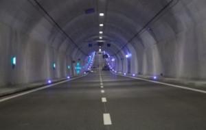 Zobacz przejazd tunelem pod Martwą Wisłą