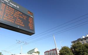 Gdynia chce więcej tablic na przystankach