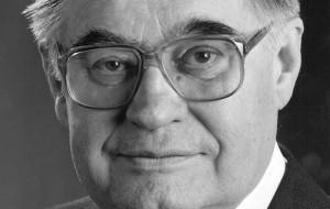 Zmarł honorowy gdańszczanin Hans Koschnick
