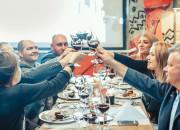 O winach z ust Romeo: kolacja komentowana w L'entre Villes