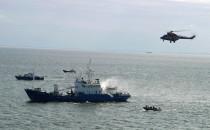 Ćwiczenia antyterrorystyczne na Zatoce