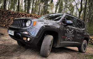Jeep Renegade Trailhawk: stylowa terenówka z potencjałem