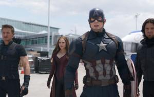 """Pełna dominacja, czyli """"Kapitan Ameryka: Wojna bohaterów"""" już w kinach"""