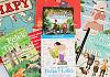 Top 10 - najchętniej kupowane w kwietniu książki dla dzieci