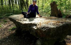 Głazy i skały Puszczy Darżlubskiej