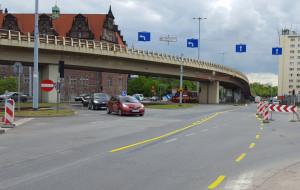 6 tygodni utrudnień w centrum Gdańska