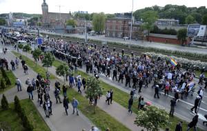 Sobotnie manifestacje w Gdańsku. Jak uniknąć tłoku