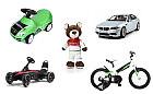 Motoryzacyjne prezenty na Dzień Dziecka