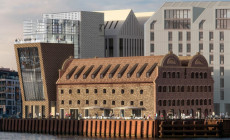 Zaprezentowano projekt nowego hotelu na Wyspie Spichrzów