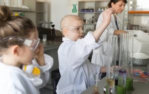 Franek został chemikiem. Spełniło się marzenie 7-latka