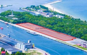 Działka na Westerplatte. Gdański Port szuka dzierżawcy