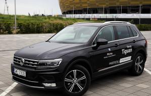 Nowy VW Tiguan przymierza się do klasy premium