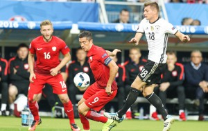 Euro 2016: Polska - Niemcy 0:0