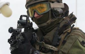 Komandosi i antyterroryści ćwiczyli w Gdyni