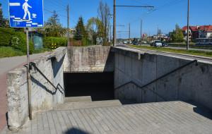 Przez remont tunelu ul. Wielkopolska zostanie na cztery miesiące zwężona