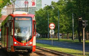 Światła wciąż spowalniają tramwaje